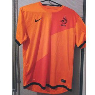 Netherlands Nike Home Kit Small