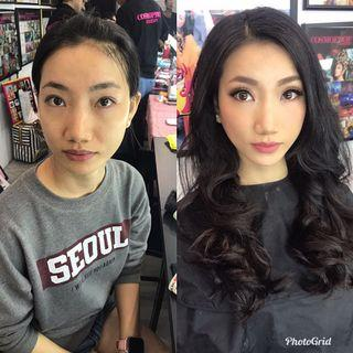 Makeup (bridal, dinner, any event)