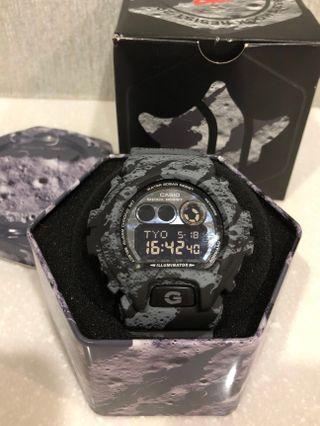 G-Shock X Maharishi 6900 聯名 GD-X6900MH-1DR 月球表面 迷彩 隕石