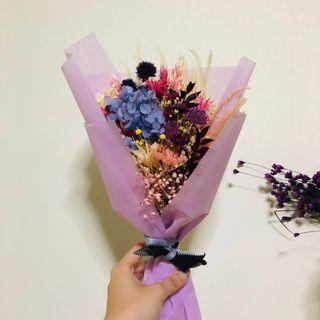 🌸 Preserved & Dried Flowers Bouquet