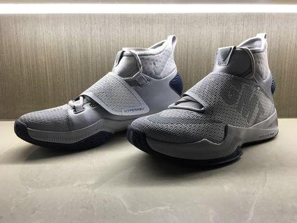 🚚 Nike Hyperrev Fragment 聯名 正品 US9 灰 藤原浩 籃球鞋