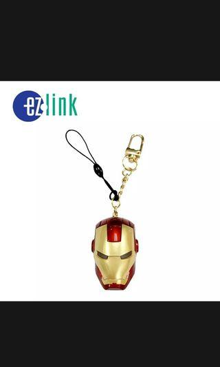 Limited edition Iron Man Ez-charm