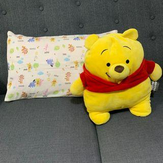Customisable Pooh & Friends Pillow Case