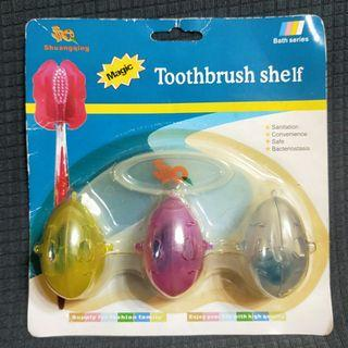 🚚 牙刷收納架