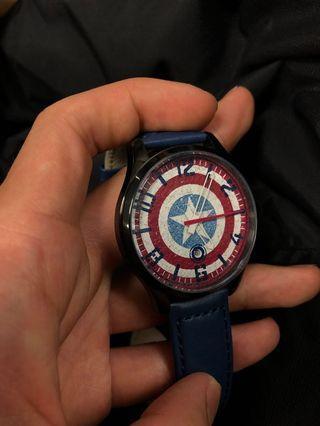 Marvel Captain America 手錶