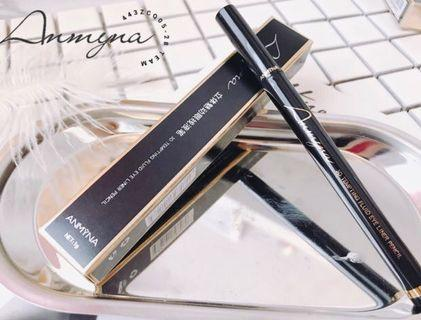 ANMYNA 3D Tempting Fluid Eye Liner Pencil Waterproof  安米娜