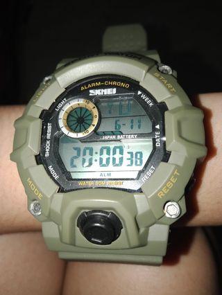 SKMEI jam tangan pria