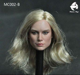 [PO] Manco Toys MC002-B Female Headsculpt