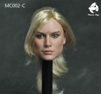 [PO] Manco Toys MC002-C Female Headsculpt