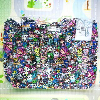 🚚 BN Jujube Super Be Tokidoki Diaper Bag - Iconic 2.0