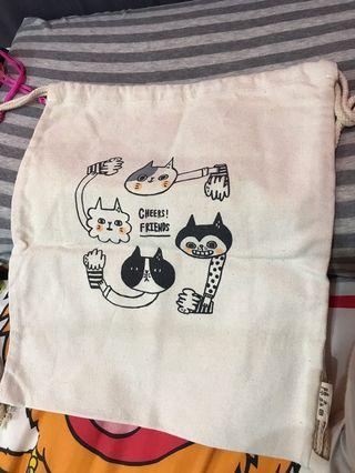 🚚 森田ㄉ束口袋