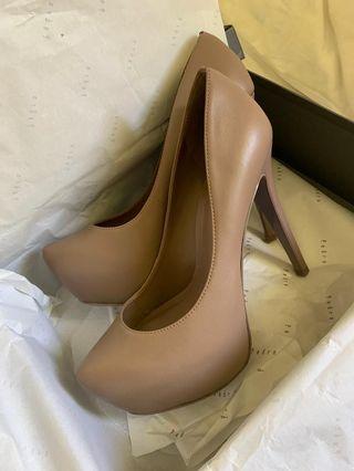 Pedro platform heels