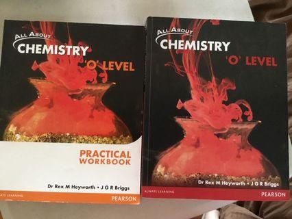 Chemistry O-Levels with Lab Manual
