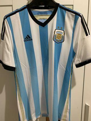 Jersey Argentina Home World Cup 2014