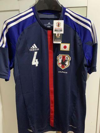 Jersey Japan Home #4 Honda (2012-2013 Season)