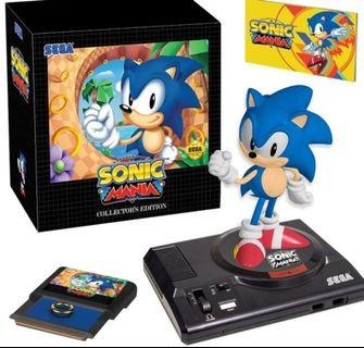 Sonic Mania Collector's Edition - Nintendo Switch (New)