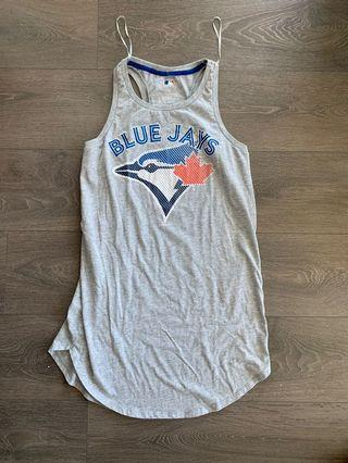 Toronto blue jays dress