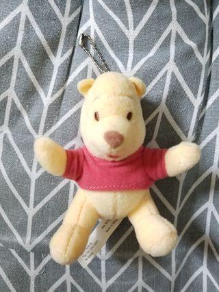 Winnie the Pooh 小熊維妮 掛件 掛飾 (任選$29公仔4隻$100成交)