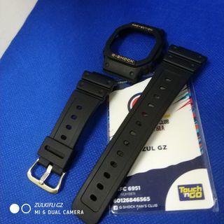 G-Shock DW5600 Black BNB - RM90