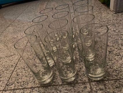 Drinking glass 12pcs