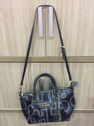 Preloved Handbag Carlo Rino