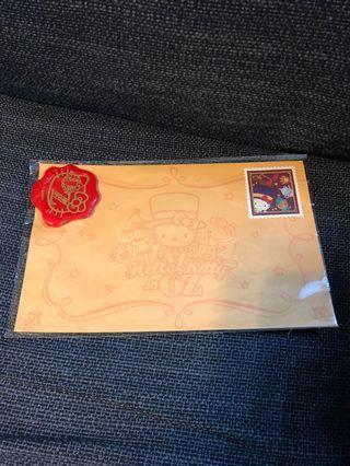 Hello kitty envelope