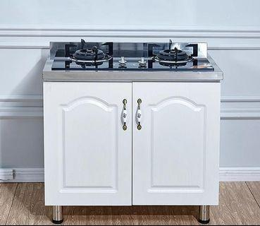 Kitchen Cabinet (reserve for build in gas cooker)
