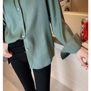 🚚 Vintage Shirt w Shiny Texture