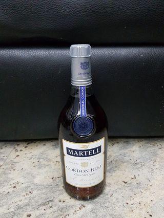Brand new Martell Cordon Bleu (opened)