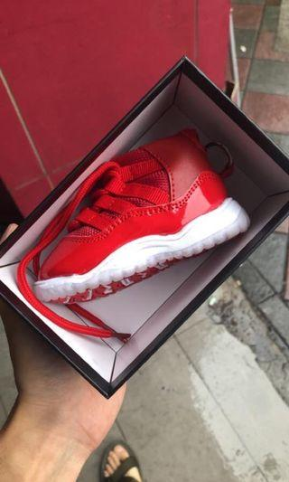 🚚 Jordan 11 AJ11 鞋吊飾 (大)