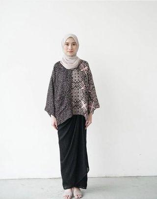 thea.kl kurung batik - code ameera