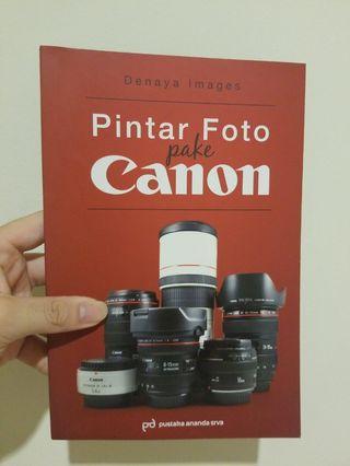 Pintar Foto pake Canon