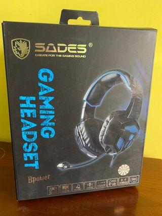 🚚 Gaming headset