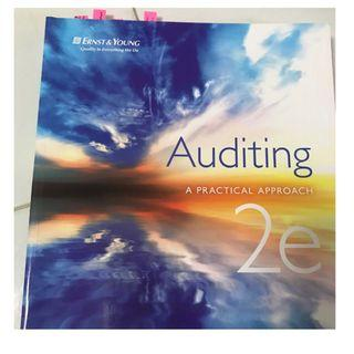 Auditing: A Practical Approach, 2nd Edition