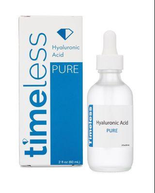 HYALURONIC ACID SERUM 100% PURE