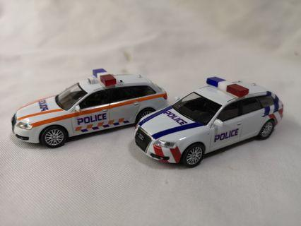 1:67 diecast Audi Avant and A4 by Kyosho TP SOLD