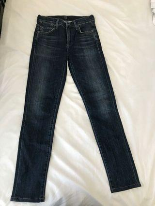 Citizens of Humanity Rocket Jeans size 25