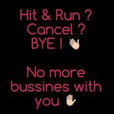 SALE!!!!! ❌ BLACKLIST CUSTOMER/BUYER HIT & RUN ❌