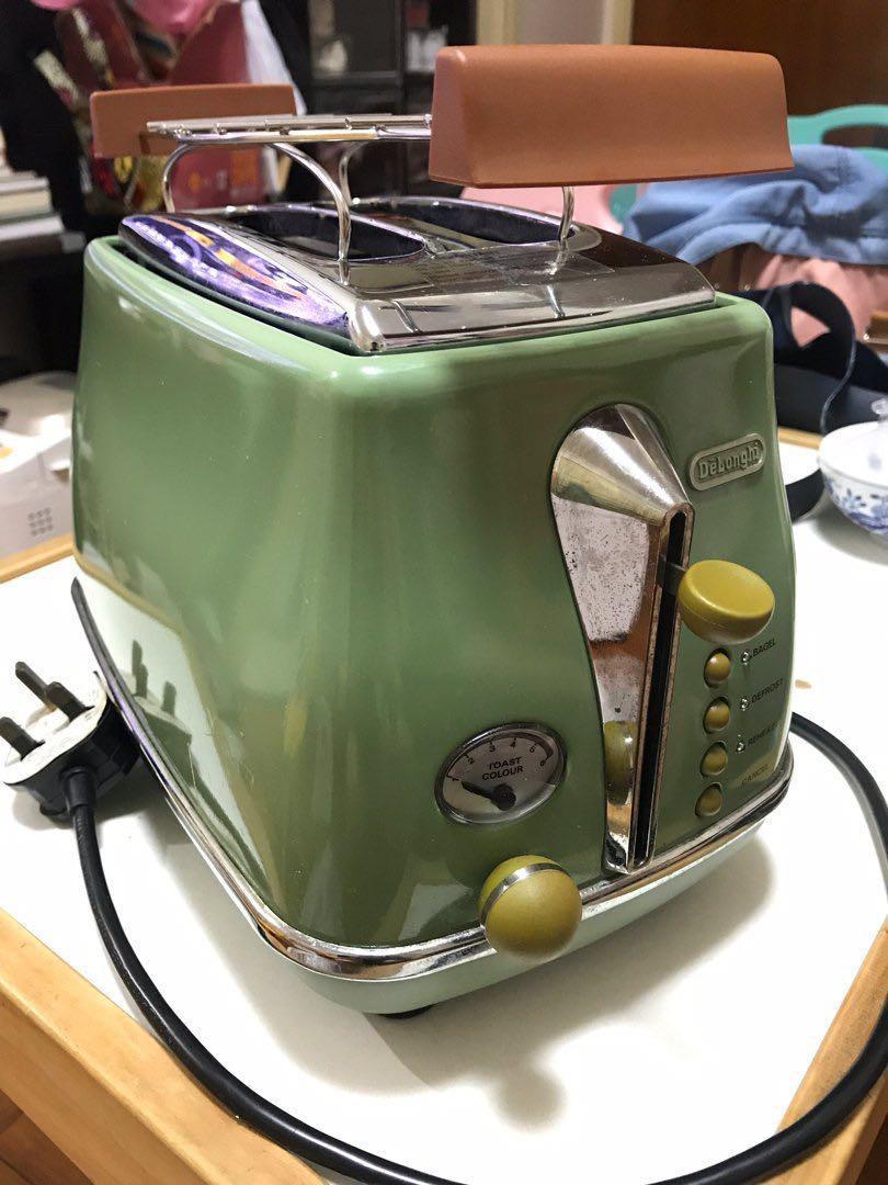 平售 Delonghi toaster 復古多士爐