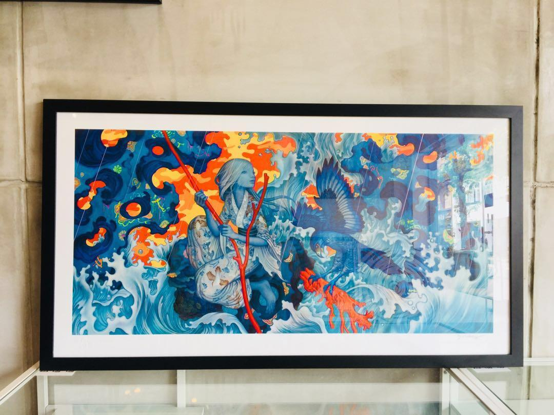 Adrift by James Jean (limited Edition)