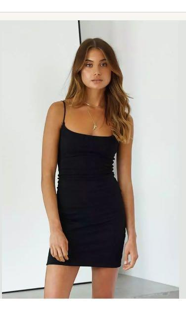 All Things Golden Laid Back Mini Dress - Size Small