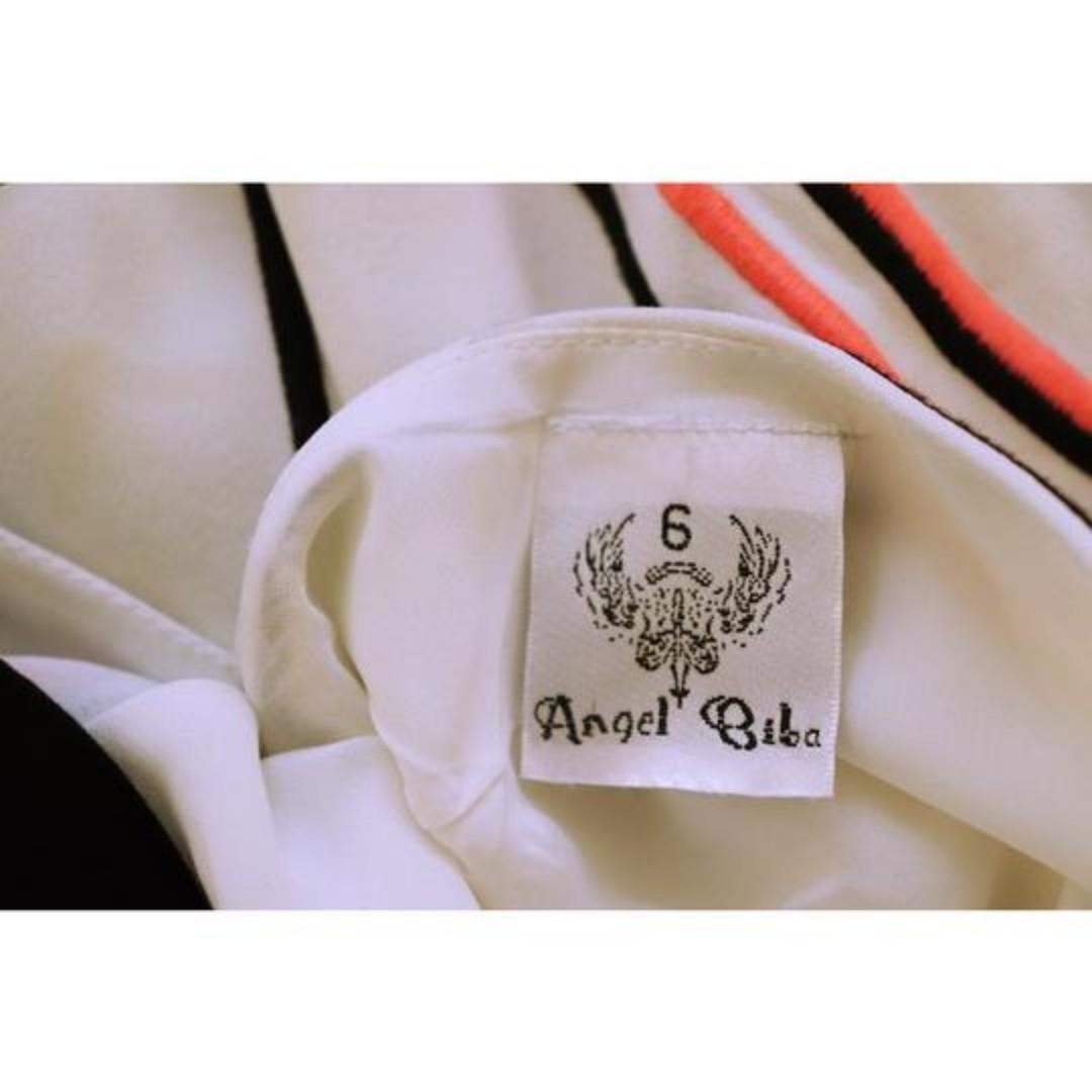 Angel Biba White Cocktail party clubbing dress - Size 6 XS