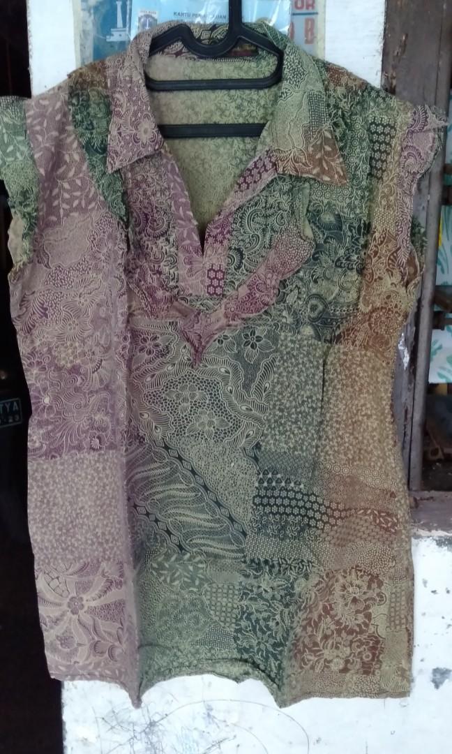 Atasan Batik