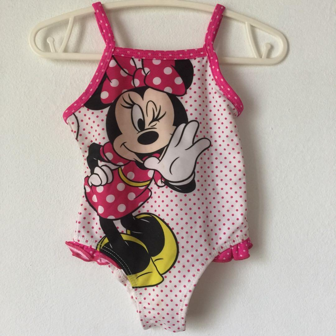 Baby Girl Swimsuit