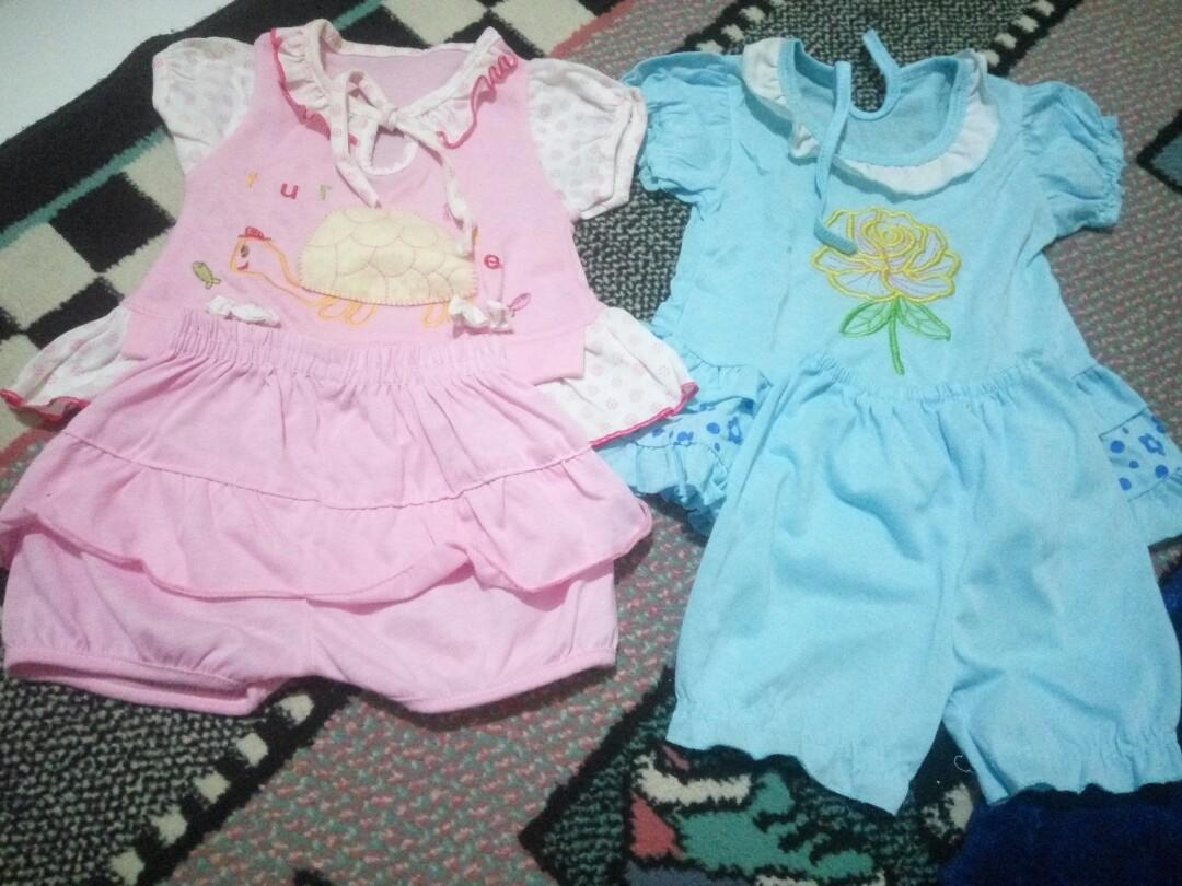 Baju baby girls
