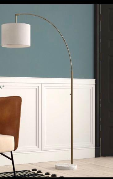 Beautiful arch lamp