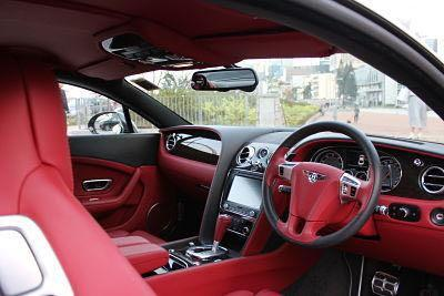 BENTLEY CONTINENTAL GT 2014/2015