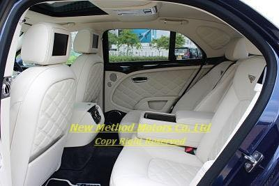 BENTLEY MULSANNE 2015