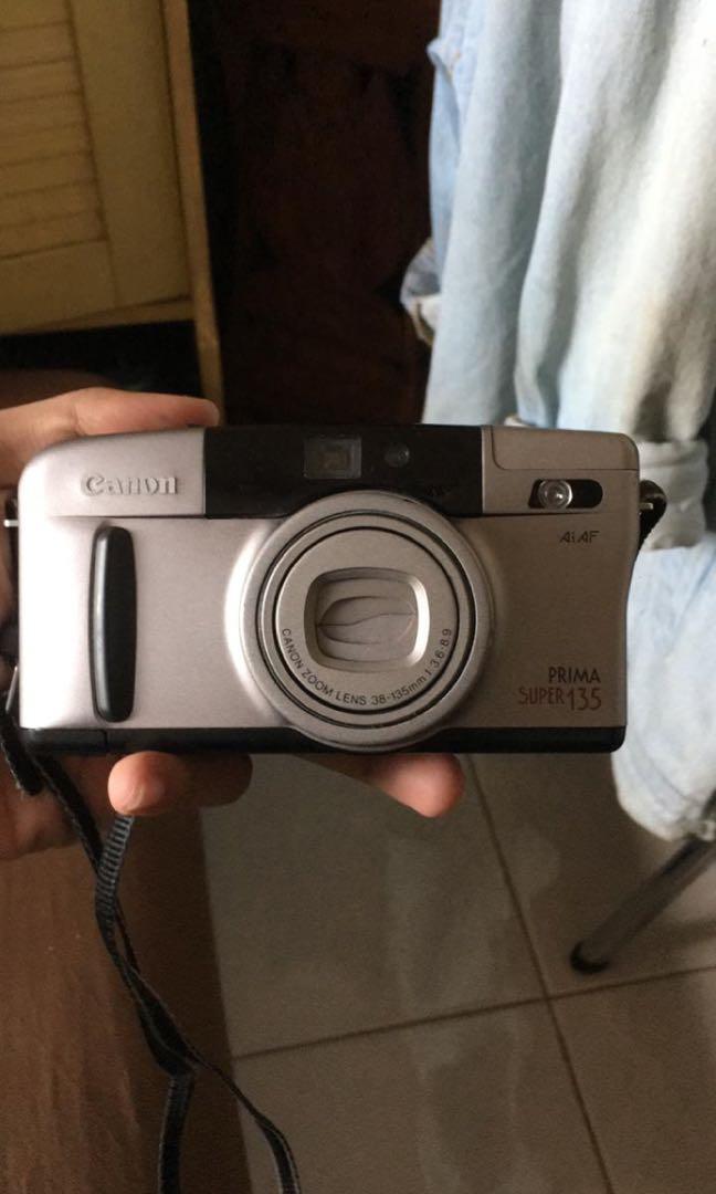 Canon Super Prima 135