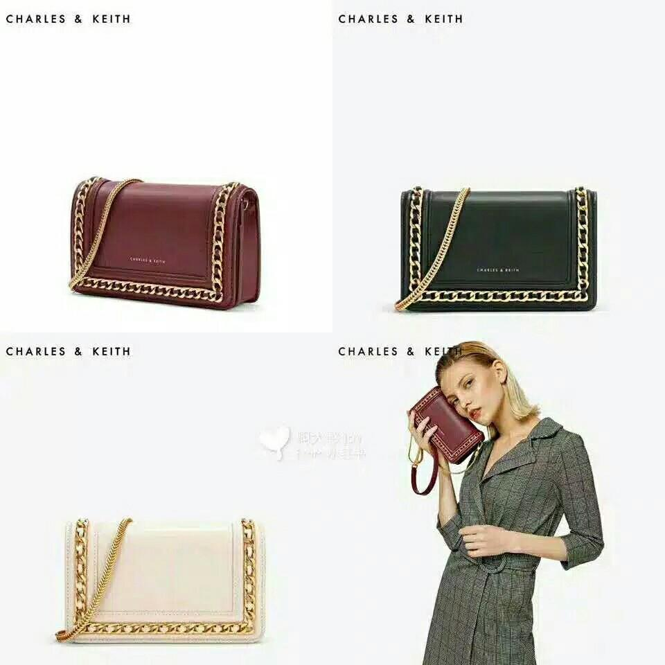 Charles & Keith Bag ORIGINAL